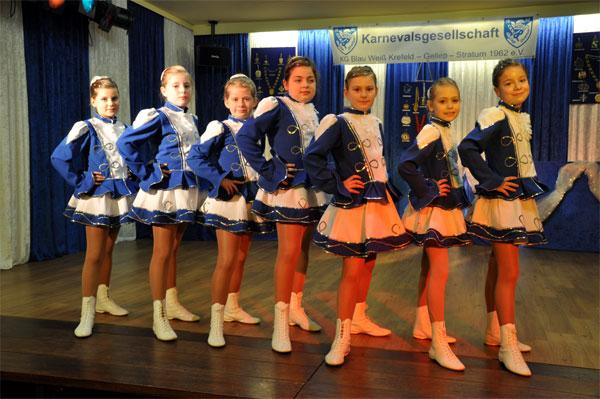 KG Blau-Weiß - Die Gruppen